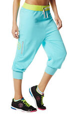 Zumba Chill The Funk Out Capris - Deep Blue Sea