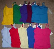 Lots of Colors Dance Bal Togs Camisole Jazz Yoga Top Shirt 3464 Adult S M L