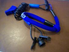 PWC Jet Ski... Floating Lanyard Tether Ultra Cord Blue Black Red Purple Yellow