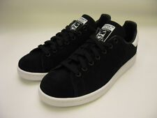 ADIDAS STAN SMITH BLACK/WHITE M21280 SUEDE PACK