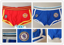 Mens Underwear Boxer Sports Swimming Shorts Trunks Football Soccer Pants CITI US