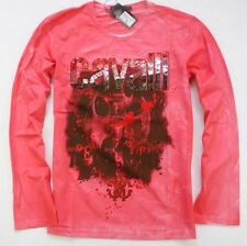 Roberto New Beads Cavalli words with picture T-shirt Size M-3XL 99801