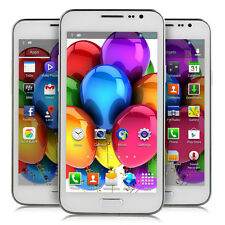 "5"" Unlocked Android 4.2 Smart Cell Phone Dual Core Dual Sim GSM WIFI AT&T Mobile"