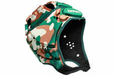 Impact Rugby V2 Premium Vented Camo Print Rugby Head