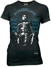 NEW Edward Scissorhands TV Movie It Wouldn't Be Snowing Womens T Shirt