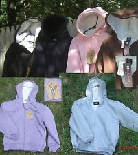 Mans Womans Ladies ($17 to $60)up to 2X 3X 4X NWT Sherpa lined zipper Hoodie