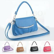 Women Tote Cross-body Shoulder Bag Hobo Messenger Bag Satchel Handbag mini Purse