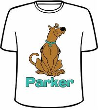 Many Tee Colors-Personalized Scooby-Doo T-Shirt