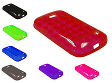 For Samsung Illusion i110 SCH - i110 TPU Crystal Phone Cover Case Skin