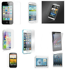 Ultra Clear Screen Protector Case Cover Film Guard for Various Mobile Phones
