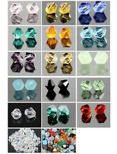 300pcs Swarovski 4mm Bicone crystal beads color&quantity optional new