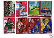 PANINI PRIZM FIFA WORLD 2014 RED SERIAL #/149 REFRACTOR CARDS - PICK FROM LIST