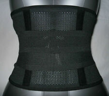 WAIST TRAINER ADJUSTABLE BELLY BAND (ELASTIC/VELCRO) CORSET  BODY SHAPER
