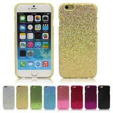 "New Sparkle Bling Glitter Diamond Hard Back Case Cover For Apple 4.7"" iPhone 6"
