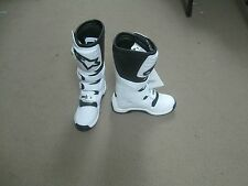 Alpine Stars Boots Tech 3 Super White Riding Motocross Racing Motorcycle Men