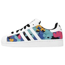 best cheap 37aad dc820 Adidas Originals Superstar 2 W White Camo 2014 Womens Casual Shoes Sneakers