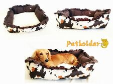 Dog Soft Polyester Warm Bed Nest For Smsll To Medium Breeds