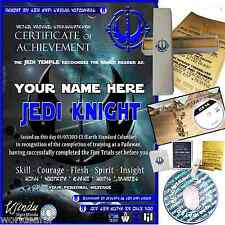 STAR WARS JEDI KNIGHTCHRISTMAS SPECIAL! Gift for him or her