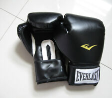 NEW EVERLAST Professional TRAINING BOXING GLOVES 10-16OZ Cellular Palm MMA Glove