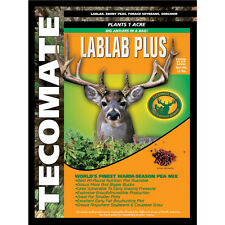 Tecomate Lab Lab plus, Spring food plot seed, Deer and Turkeys