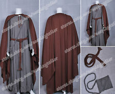 The Lord of the Rings Cosplay The Fellowship of the Ring Gandalf Costume Cozy