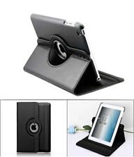 360 Degree Rotating Leather Carry Case Cover Pouch for Apple Ipad 3 / 4