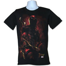 Mens Marvel Comics Deadpool X-Men T-Shirt New