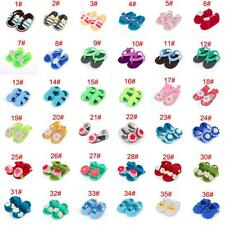 36 Styles Newborn Baby Infant Boys Girls Crochet Knit Sandals Booties Crib Shoes