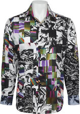 NWT! Mens Button-up Robert Graham SIR NEIL Limited Edition Sport Shirt
