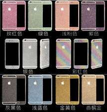 Bling Full Body Decal Skin Sticker Wrap Case Cover For APPLE iphone 6 Plus 5.5""