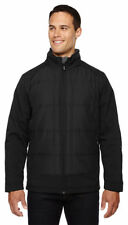North End Sport Men's NeoInsulated Hybrid Soft Shell Jacket. 88661