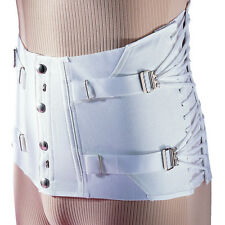 FREEMAN MEN'S CONVERTIBLE-INVERTIBLE LUMBOSACRAL BACK SUPPORT CORSET 519