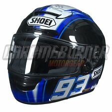 SHOEI X-SPIRIT 2 Marquez Montmelo TC-2, TC2, X-12/X 12/X-TWELVE, Helmet, NEW!