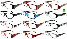 Georgio Caponi Reading Glasses Readers 12 Styles to choose  +1.50 And FREE GIFT!