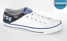 Mens CONVERSE CT BAND OX GALAXY White Trainers 145090F
