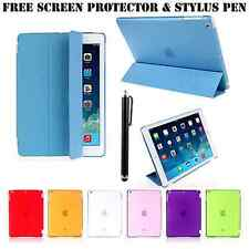 Ultra Slim Smart Magnetic Sleep-Wake  Leather Case Cover Apple iPad  2/3/4