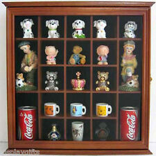 Wall Display Case Wall Cabinet Shadow Box, for Small Collectibles, CD10