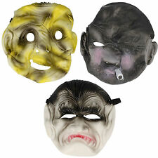 Halloween Spooky Masks by Haunted House