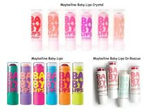 Maybelline Baby Lips Lip Balm SPF20 Dr.Rescue Crystal NEW *CHOOSE FLAVOUR*