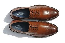 Men shoes, Brand new, Genuine leather, Brogue, UK40-44, Shipped from Singapore