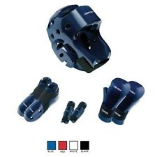 Century RED 7 PC Set Sparring Gear Set  with SHIN guards NEW.