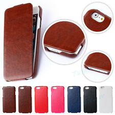 High Quality Business Up&Down Flip Leather Case Cover for Samsung S3/S4/S3 mini