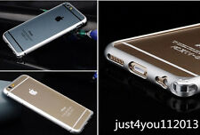 NEW 4.7inch Gold Luxury Ultra thin Metal Bumper Frame Case Cover For iPhone 6