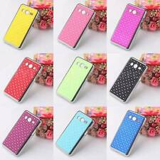 Bling Diamond Crystal Hard Back Case Cover For Samsung Galaxy Core 2 Duos G355H