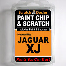 JAGUAR XJ TOUCH UP PAINT Stone Chip Scratch Repair Kit 2001-2005