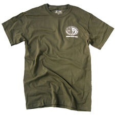 Krav Maga IKMF Standard Training Military Green T-shirt