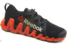 Reebok Zigtech Big N Fast Black/Red/White Mens