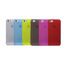 For Iphone 5S - Premium Ultra-Thin PC Transparent Matte cover case USA SELLER