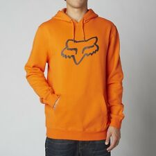 Fox Racing Legacy Fox Head Pullover Hoody Orange