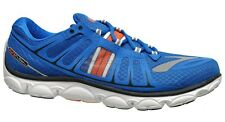 New BROOKS Pure Flow 2 Mens Running Shoes Minimalist Comfort - Blue/Orange/White